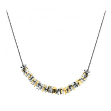 By the Shore Necklace - Yellow Gold Plated Accents