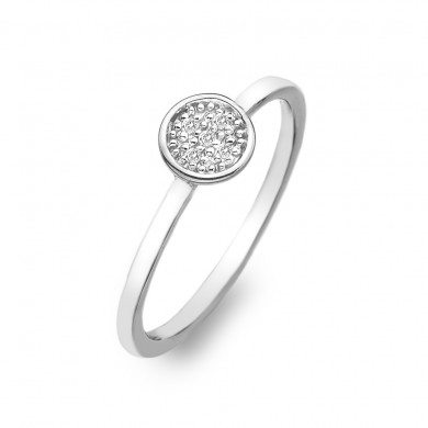 Stargazer Circle Ring
