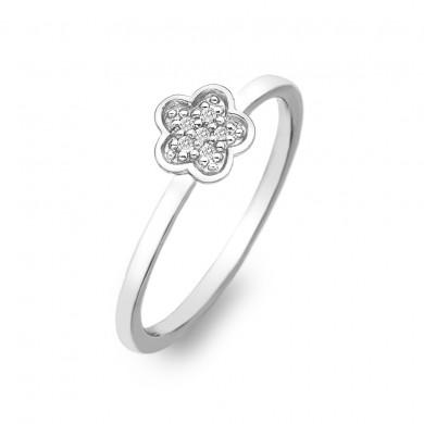 Stargazer Flower Ring