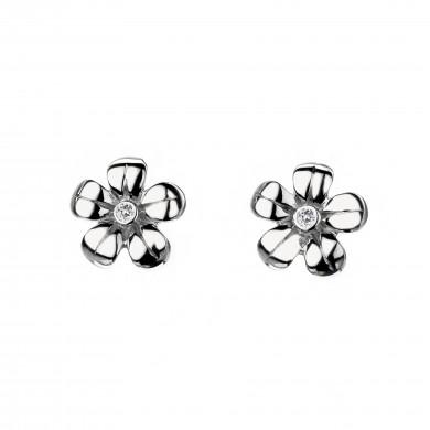 Paradise Petal Stud Earrings