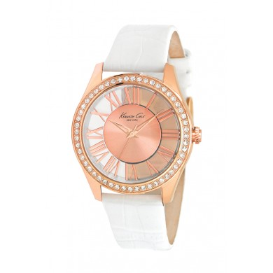 Ladies Kenneth Cole Strap Watch