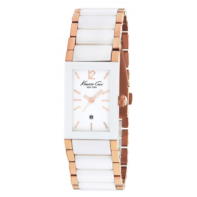 Ladies Kenneth Cole Ceramic  Watch