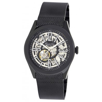 Gents Kenneth Cole Skeleton Watch