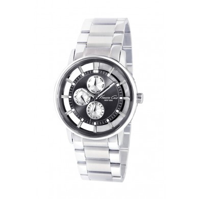 Gents Kenneth Cole See-Through Dial Watch