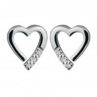 Memories Silver Earrings