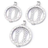 925 Silver Coin Pendant